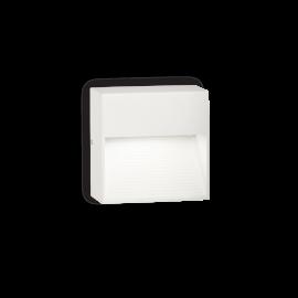 Vonkajšie nástenné svietidlo Down 122045 Ideallux