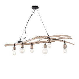 Závesné svietidlo Driftwood 180922 Ideallux