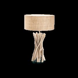 Stolné svietidlo Driftwood 129570 Ideallux