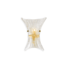 Nástenné svietidlo Fiocco 014623 Ideallux