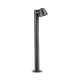 Vonkajšie stojanové svietidlo Gas 139470 Ideallux