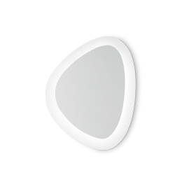 Stropné, nástenné LED svietidlo Gingle 196206 Ideallux