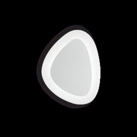 Stropné, nástenné LED svietidlo Gingle 196190 Ideallux