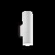 Vonkajšie nástenné svietidlo Gun 100388 Ideallux