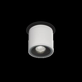 Vonkajšie stropné svietidlo Gun 122663 Ideallux