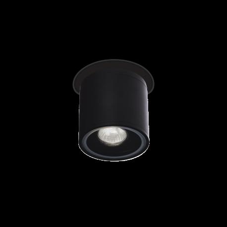 Vonkajšie stropné svietidlo Gun 122687 Ideallux