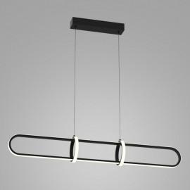 Italux Cerrila PND-29772750-1A-BK závesné svietidlo LED