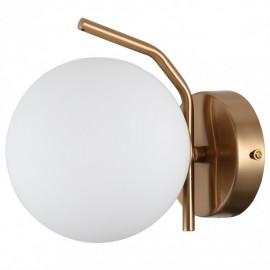 Italux Carimi WL-3300-1-HBR nástenné svietidlo