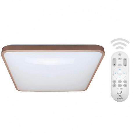 LED stropné svietidlo LC801A/GD/S  NEDES