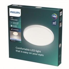 Philips 8718696129579 Twirly LED stropné svietidlo 1x17W 1900lm 4000K biela