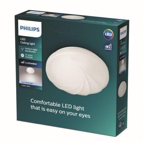 Philips Shell LED CL202 stropné svietidlo 17W/1900lm 4000K