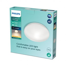 Philips Canopus LED CL259  svietidlo do kúpeľne 17W/1500lm 320mm 2700K IP44 biela