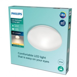 Philips Canopus LED CL259  svietidlo do kúpeľne  20W/2000lm 390mm 2700K IP44 biela
