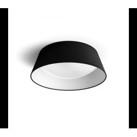 Philips Dawn LED CL258 Stropné svietidlo 14W/1100lm 340mm 3000K čierna