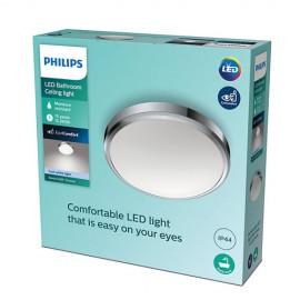 Philips Doris LED CL257 svietidlo do kúpeľne 17W/1700lm 313mm 4000K IP44 chróm