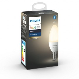 Philips Hue White 5,5W E14, bluetooth