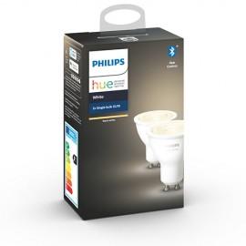 Philips Hue White 5,5W GU10 set 2ks, bluetooth