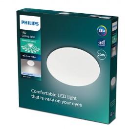 Philips CL200 8719514334991 Moire  stropné svietidlo LED D390mm 20W/2300lm 4000K biela