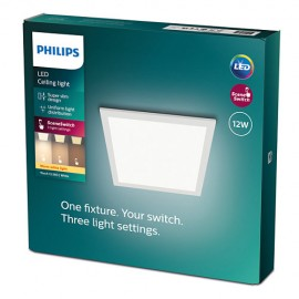 Philips CL560 8719514326620 Touch stropné svietidlo LED 12W1050lm 2700K biela SceneSwitch