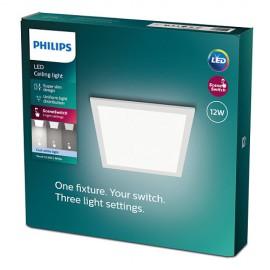 Philips CL560 8719514326668 Touch stropné svietidlo LED 12W 1200lm 4000K biela SceneSwitch