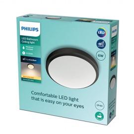 Philips 8719514326583 Doris CL257 stropné svietidlo LED D220mm 6W 600lm 2700K IP44