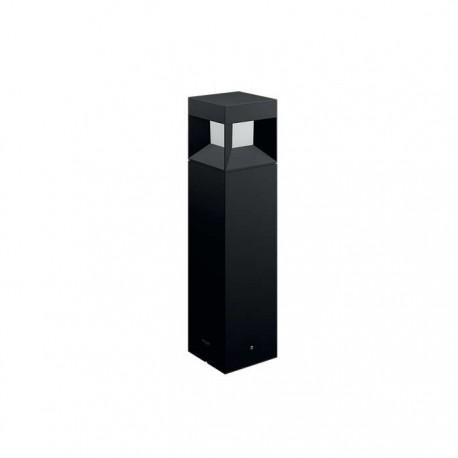 Svietidlo Philips 16481/30/P0 Parterre pedestal black 1x8W 230V