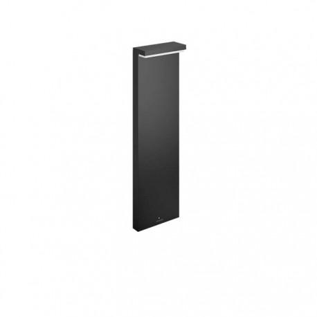 Svietidlo Philips 16486/93/P0 Bustan post anthracite 2x4.5W SELV