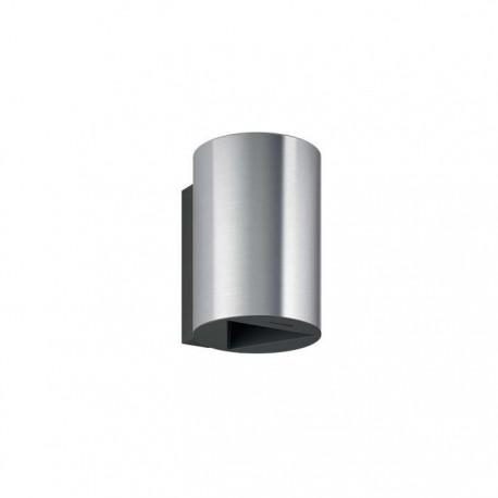 Svietidlo Philips 17357/47/P0 Buxus wall lantern inox 2x4.5W SELV