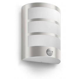 Philips 17324/47/16 Python IR wall lantern inox 1x6W 230V