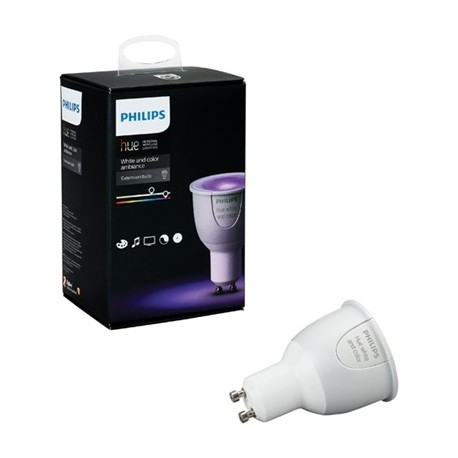 Žiarovka Philips Hue White and Color Ambiance 6,5W GU10