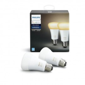 Set Philips Hue White Ambiance 9,5W E27 A19 2Pack