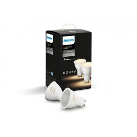 Set Philips Hue White Ambiance 5,5W GU10 2Pack