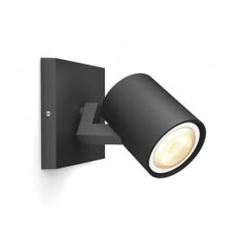 Philips Hue Runner 1L extension bodové svietidlo čierne