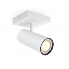 Philips Hue Buratto 1L bodové svietidlo biele