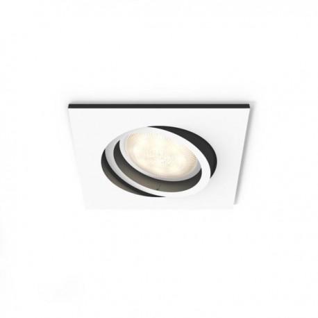 Philips Hue Milliskin extension zapustené bodové svietidlo biele